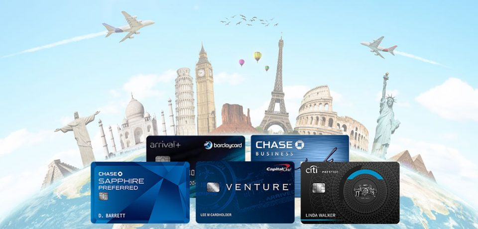 Travel Reward Credit Cards – How to Travel for Free!