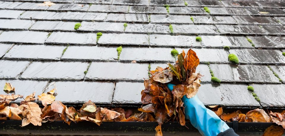 Equipments that can help in cleaning gutters