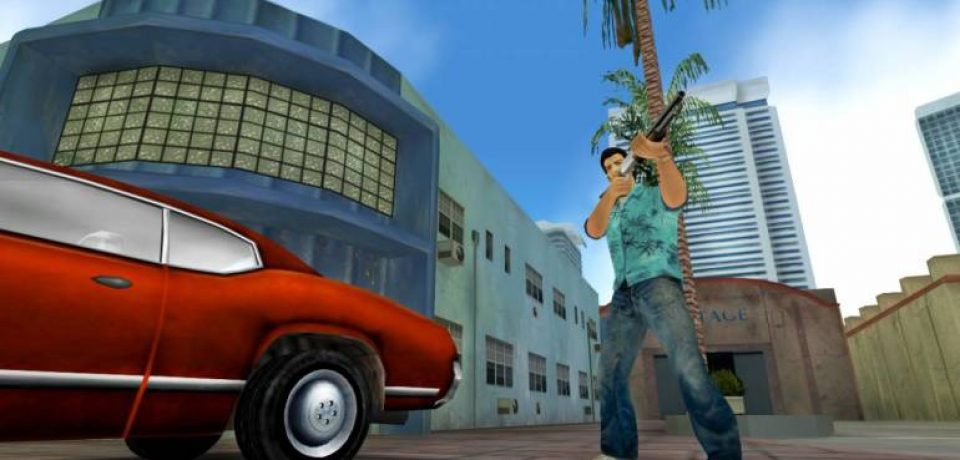 Grand Theft Auto Vice City Game