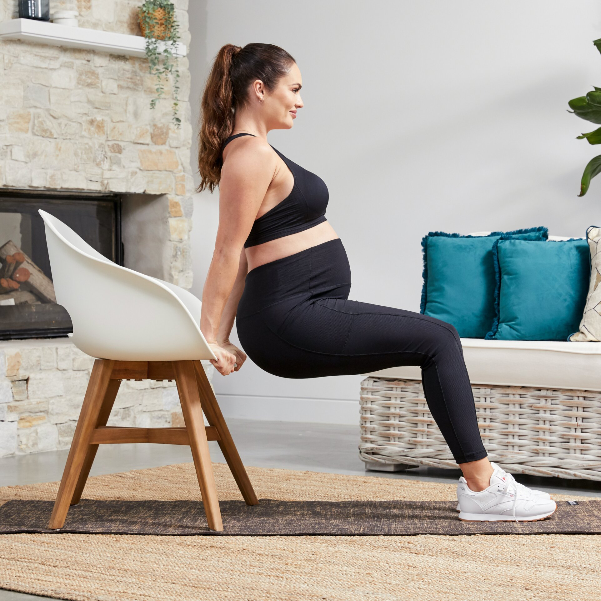 Healthy Exercise During Pregnancy